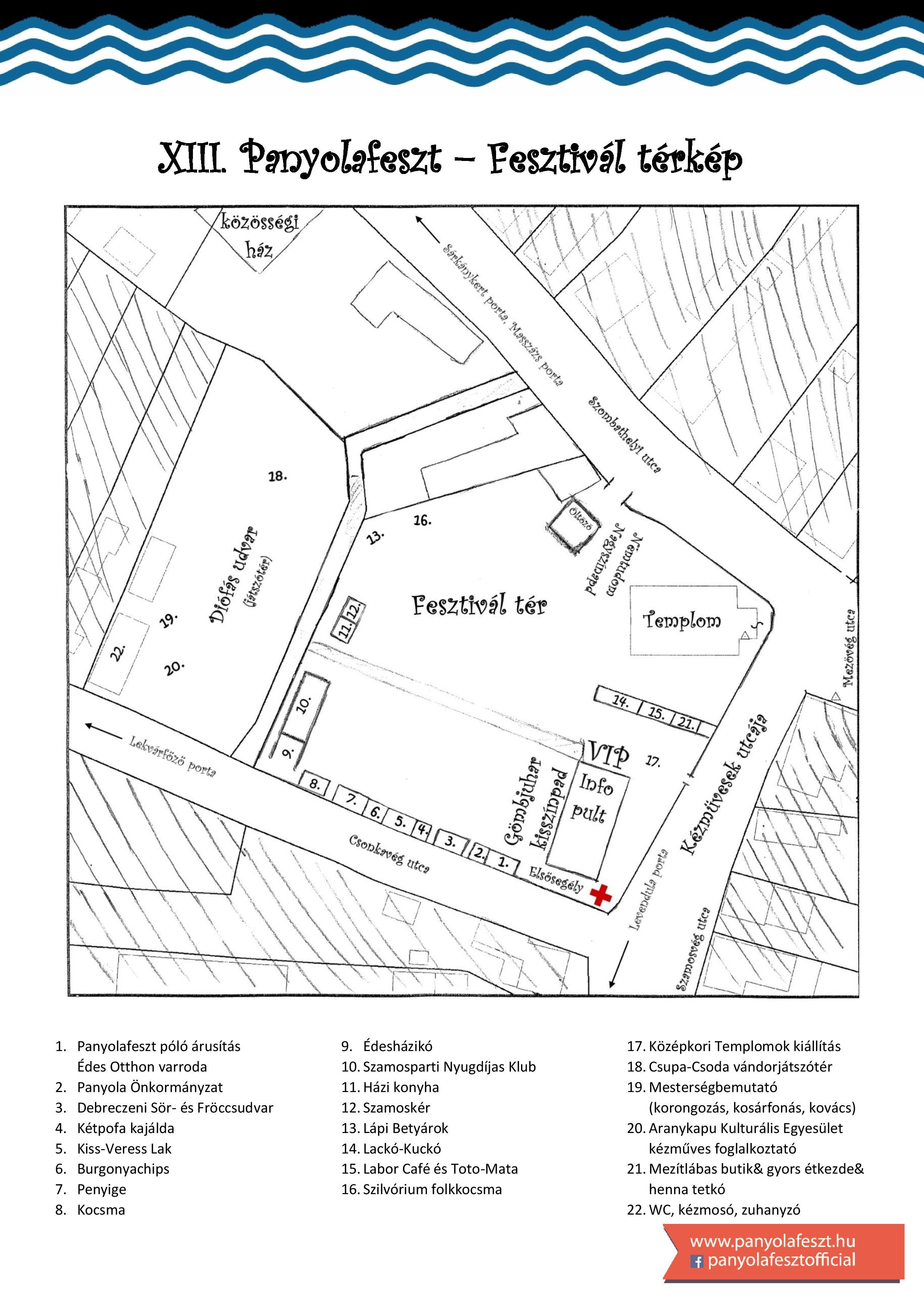 Térkép A4