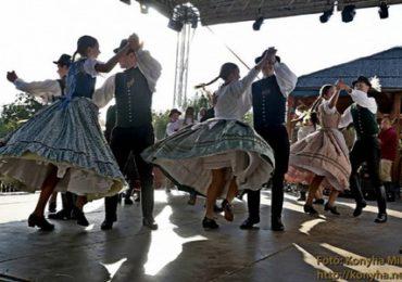 Három napos határ menti kulturális fesztivál Panyolán