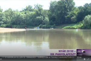 Nyár 2018 – bemutatkozik a Panyolafeszt az M1-en