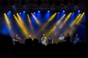A zenei élet kiválóságai voltak Panyolán